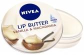 Nivea Lip butter macadamia-vanilla