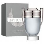 Paco Rabanne Invictus ( qutu ) EDT 100 ml