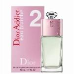 Christian Dior Addict `2` Fraiche EDT 50 ml
